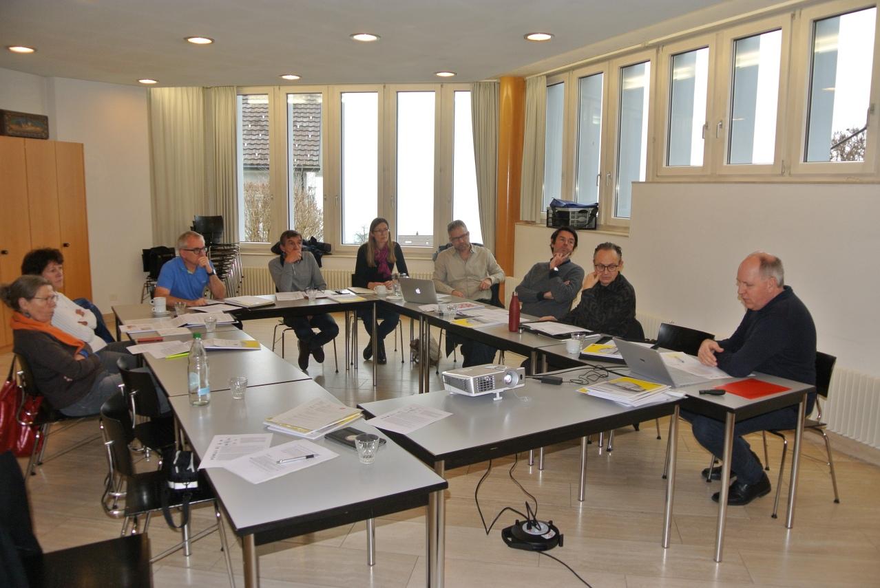 Foto Fraktionssitzung Januar 2020