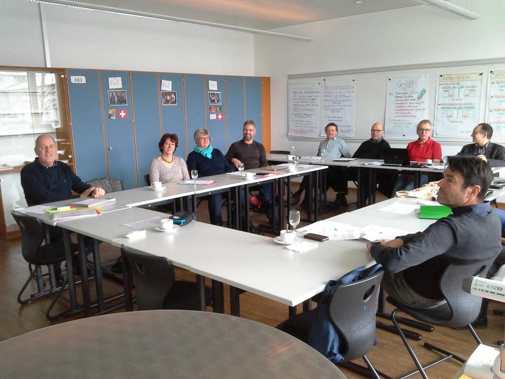 Foto Fraktionssitzung Januar 2018